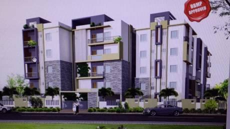 940 sqft, 2 bhk Apartment in Builder Triguna Aswatha Yelahanka, Bangalore at Rs. 39.2600 Lacs