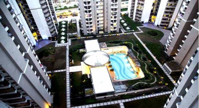 1700 sqft, 3 bhk Apartment in Paramount Symphony Crossing Republik, Ghaziabad at Rs. 62.0000 Lacs