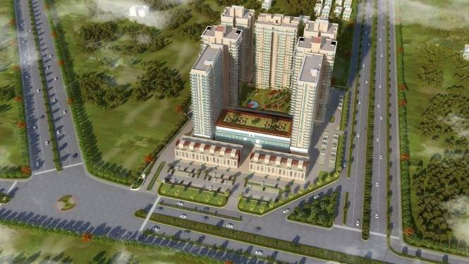 545 sqft, 1 bhk Apartment in Builder curo one New Chandigarh Mullanpur, Chandigarh at Rs. 34.0600 Lacs