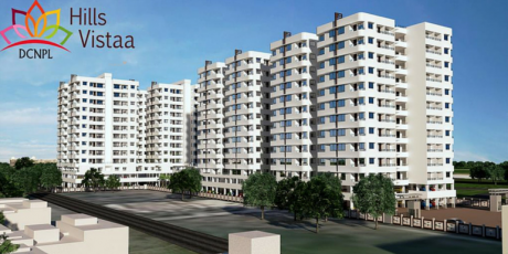 2414 sqft, 4 bhk Apartment in DCNPL Hills Vistaa Super Corridor, Indore at Rs. 71.4200 Lacs