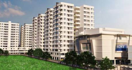 1207 sqft, 2 bhk Apartment in DCNPL Hills Vistaa Super Corridor, Indore at Rs. 35.7100 Lacs