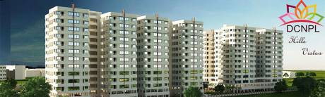 1660 sqft, 3 bhk Apartment in DCNPL Hills Vistaa Super Corridor, Indore at Rs. 48.5000 Lacs