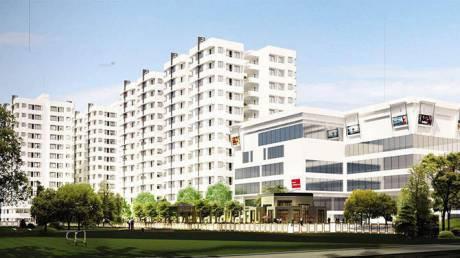 1207 sqft, 2 bhk Apartment in DCNPL Hills Vistaa Super Corridor, Indore at Rs. 35.7100 Lacs
