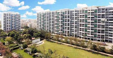 850 sqft, 2 bhk Apartment in Kumar Park Infinia Phursungi, Pune at Rs. 43.0000 Lacs