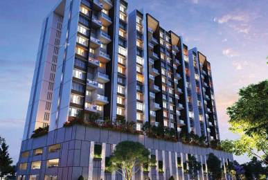 1020 sqft, 2 bhk Apartment in Kumar Park Infinia Phursungi, Pune at Rs. 67.0000 Lacs