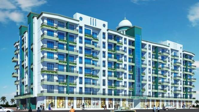 765 sqft, 2 bhk Apartment in Dange Complex Tower IV Nala Sopara, Mumbai at Rs. 33.0000 Lacs