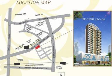907 sqft, 1 bhk Apartment in Jyoti Manjari Arcade Chembur, Mumbai at Rs. 1.4200 Cr