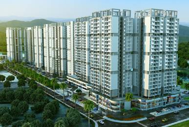 650 sqft, 2 bhk Apartment in Sheltrex The North Point Karjat, Mumbai at Rs. 42.0000 Lacs