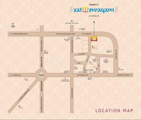 1320 sqft, 2 bhk Apartment in Concrete Sai Swayam Deonar, Mumbai at Rs. 1.6200 Cr