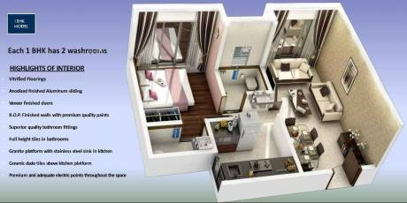 713 sqft, 1 bhk Apartment in Builder Project Masjid Bandar, Mumbai at Rs. 1.4300 Cr