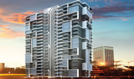 1125 sqft, 2 bhk Apartment in Sangam Nero Bandra East, Mumbai at Rs. 2.1100 Cr