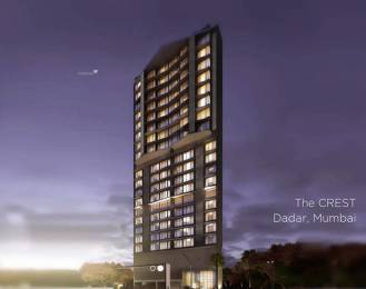 866 sqft, 2 bhk Apartment in Anmol The Crest Dadar West, Mumbai at Rs. 2.0000 Cr