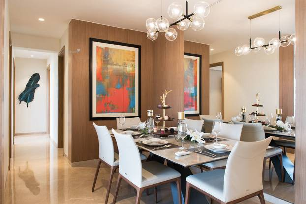1878 sqft, 3 bhk Apartment in Ekta WestBay Bandra West, Mumbai at Rs. 5.8700 Cr