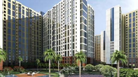 751 sqft, 1 bhk Apartment in Rare Townships Rising City Houston Residency Upto 14 Floor Ghatkopar East, Mumbai at Rs. 1.0300 Cr