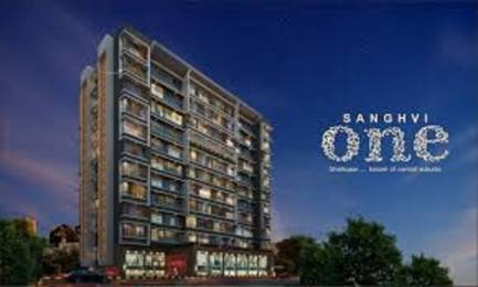 736 sqft, 1 bhk Apartment in Rameshwar Sanghvi One Ghatkopar West, Mumbai at Rs. 1.0400 Cr