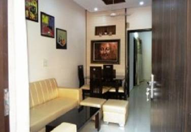 757 sqft, 2 bhk BuilderFloor in Ubber Golden Palm Apartments Focal Point, Dera Bassi at Rs. 17.4005 Lacs