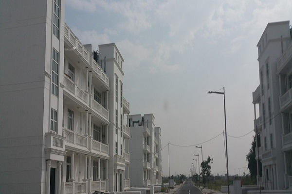 1880 sqft, 3 bhk BuilderFloor in DLF Hyde Park Mullanpur, Mohali at Rs. 70.5006 Lacs