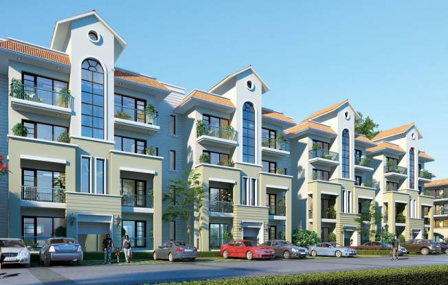 918 sqft, 2 bhk BuilderFloor in SBP City Of Dreams Sector 116 Mohali, Mohali at Rs. 28.9004 Lacs