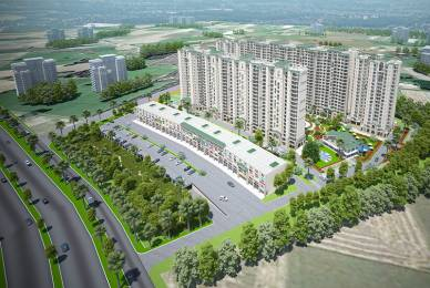 1420 sqft, 3 bhk Apartment in Gillco Parkhills Sector 126 Mohali, Mohali at Rs. 62.6384 Lacs