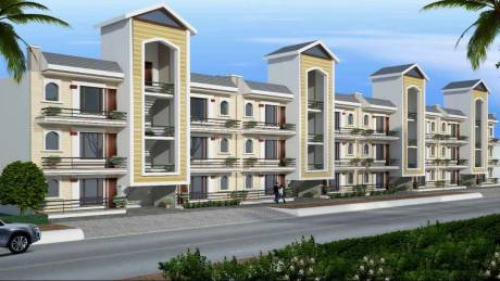 900 sqft, 2 bhk BuilderFloor in Builder Divine Eco City Sector 115 Mohali, Mohali at Rs. 22.9005 Lacs