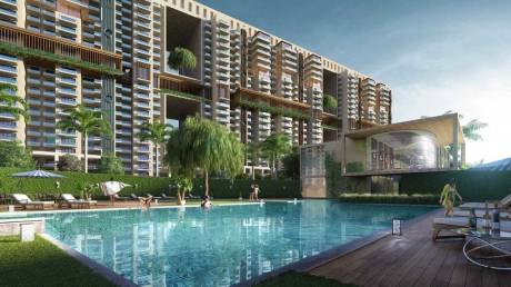 2119 sqft, 3 bhk Apartment in SRG Marbella Grand Sector 82, Mohali at Rs. 97.4745 Lacs