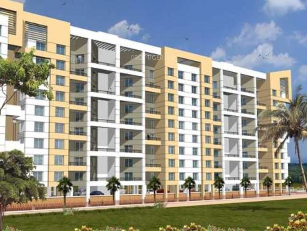 1100 sq ft 2BHK 2BHK+2T (1,100 sq ft) Property By Raviraj Real Estate In Breeze Park, Balewadi