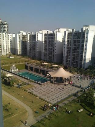 1110 sqft, 2 bhk Apartment in Omaxe Grand Sector 93B, Noida at Rs. 59.0000 Lacs
