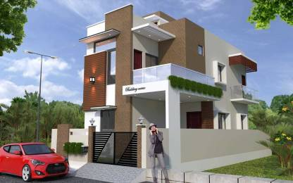 1500 sqft, 3 bhk Villa in Builder sai ram homes padur Padur OMR Chennai, Chennai at Rs. 65.2500 Lacs