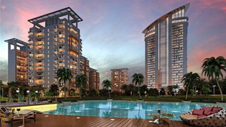 1183 sqft, 2 bhk Apartment in CHD 106 Golf Avenue Sector 106, Gurgaon at Rs. 56.7840 Lacs