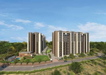 2750 sqft, 4 bhk Apartment in Goyal Riviera Blues Makarba, Ahmedabad at Rs. 1.5950 Cr