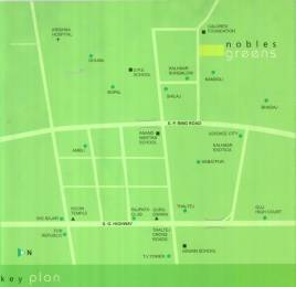 11484 sqft, Plot in Nobles Greens Shilaj, Ahmedabad at Rs. 2.1100 Cr