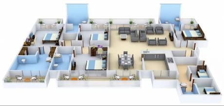 4175 sqft, 4 bhk Apartment in Suncity Platinum Towers Sector 28, Gurgaon at Rs. 4.9000 Cr