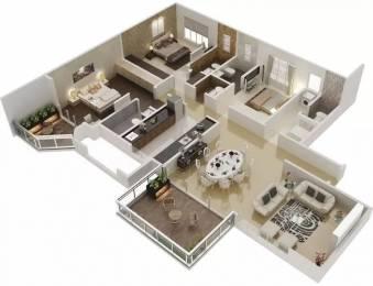 2500 sqft, 3 bhk Apartment in Karia Konark Vista Hadapsar, Pune at Rs. 45000