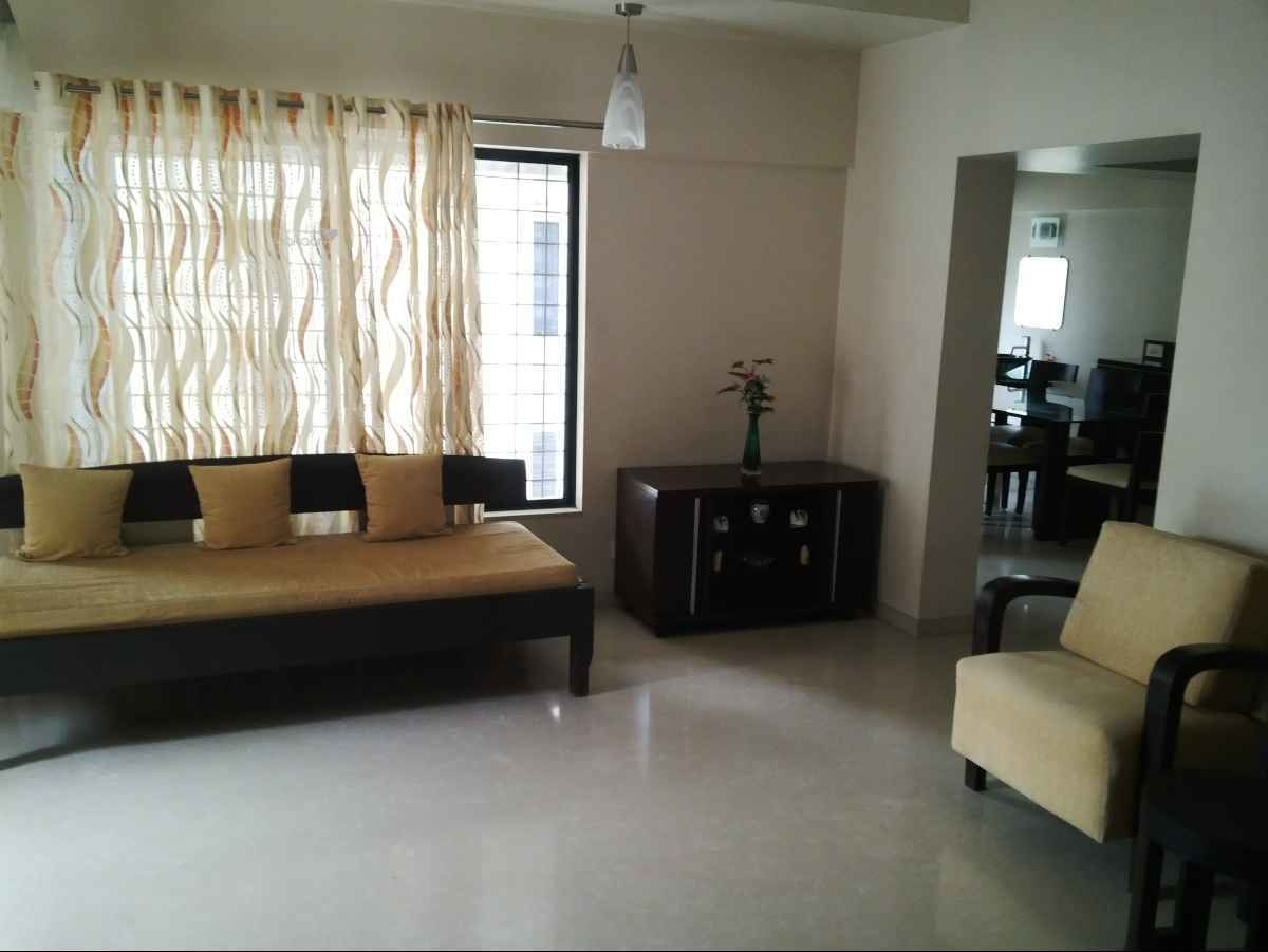 1500 sq ft 2BHK 2BHK+2T (1,500 sq ft) Property By National Properties In Woods, Koregaon Park
