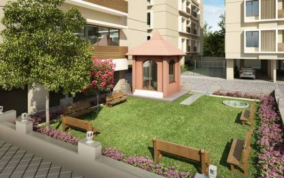 849 sqft, 2 bhk Apartment in Othello Valencia Courtyard Vadsar, Vadodara at Rs. 21.5000 Lacs