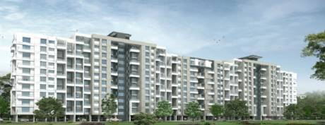 853 sqft, 2 bhk Apartment in Mantra Majestique Builders IRA Undri, Pune at Rs. 44.0000 Lacs
