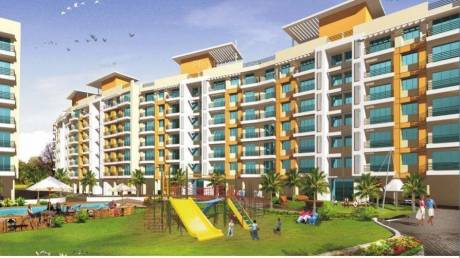 1650 sqft, 3 bhk Apartment in Mirchandani Shalimar Palms Bhicholi Mardana, Indore at Rs. 48.5000 Lacs