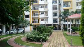 2,000 sq ft 3 BHK + 3T Apartment in Milan Realties Milan Heights Apartments