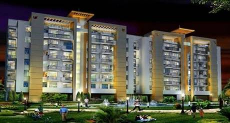 1060 sqft, 2 bhk Apartment in Space Space Park I Mahalakshmi Nagar, Indore at Rs. 27.0000 Lacs