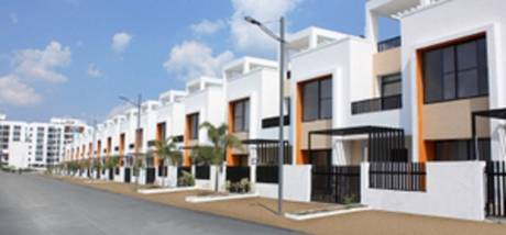 1970 sqft, 3 bhk Villa in Silver Silver Springs Apartments AB Bypass Road, Indore at Rs. 55.0000 Lacs