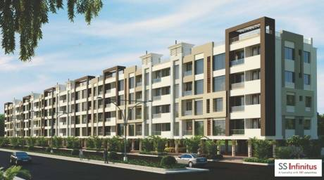 1074 sqft, 2 bhk Apartment in Builder ss infinitus Ring Road Ring road, Indore at Rs. 30.0720 Lacs