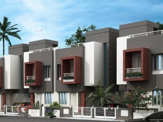 1800 sqft, 3 bhk IndependentHouse in Builder D2R Row Houses Dewas naka, Indore at Rs. 65.0000 Lacs
