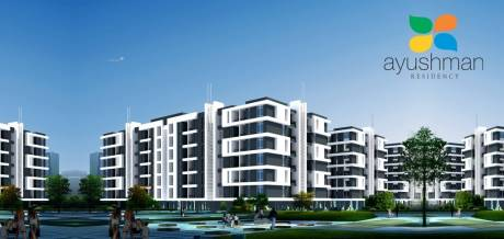 1100 sqft, 3 bhk Apartment in Reputed Ayushman Residency Rau, Indore at Rs. 17.0500 Lacs