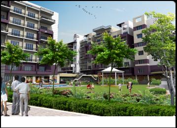 1300 sqft, 2 bhk Apartment in Kalyan Sampat Gardens Bhicholi Mardana, Indore at Rs. 35.1000 Lacs