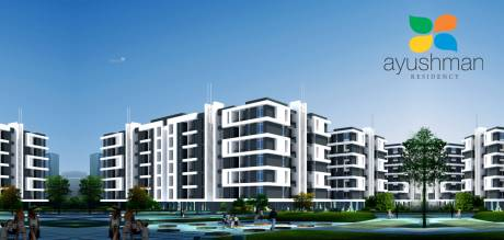930 sqft, 2 bhk Apartment in Builder ayushamn residency Rau, Indore at Rs. 14.4200 Lacs