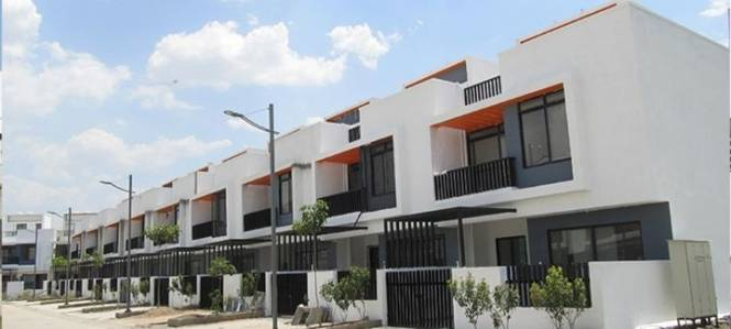 1970 sqft, 4 bhk Villa in Silver Silver Springs Villas AB Bypass Road, Indore at Rs. 59.0000 Lacs