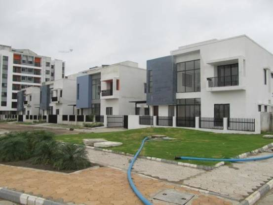 3530 sqft, 4 bhk Villa in Silver Silver Springs Villas AB Bypass Road, Indore at Rs. 1.1500 Cr