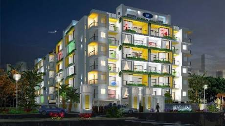 1175 sqft, 2 bhk Apartment in Builder heaven homes Bengali Square, Indore at Rs. 32.9000 Lacs