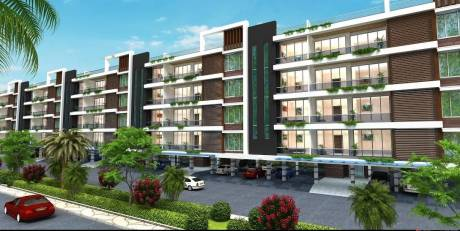 988 sqft, 2 bhk Apartment in SS Infinitus Apartments Vijay Nagar, Indore at Rs. 29.1900 Lacs