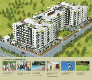 650 sqft, 1 bhk Apartment in Pearl Galaxy Bhicholi Mardana, Indore at Rs. 12.3500 Lacs